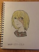 Death Note Mello - Despair by jhjjhg1