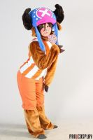 Tony Tony Chopper by amelie-sama