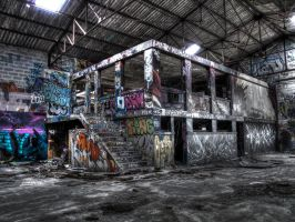 UrbEx HDR XII by digitalminded