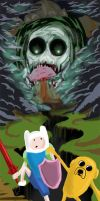 Adventure time: Shadow of the Lich by AtomicWarpin