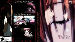 Elfenlied Costum DVD-Cover by VDSlayer