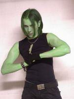 Custom Beastboy Version 2 test [2011] by moulinneufbeast