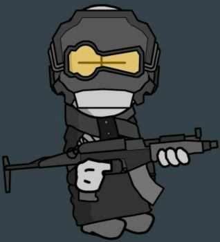 ATP Engineer with SR-3 Assault Rifle by Karma45
