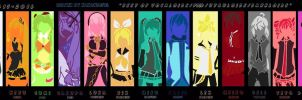 Best of Vocaloid Wallpaper by Kanon58