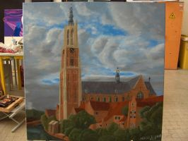Onze Lieve Vrouwe by Mneon