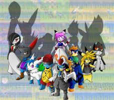 Game group shot 2 by cloudstrife01
