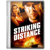 Striking Distance (1993) Movie DVD Icon by A-Jaded-Smithy
