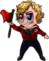 Enjolras by MooiLeven