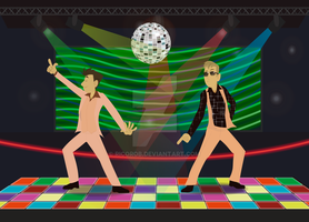 Kratt Brothers - Stayin' Alive by RicoRob
