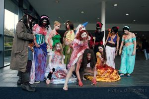 Undead Disney Midlands by UndeadCosplay