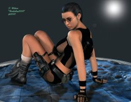 Megan Fox-Tombraider 2010 by Nicholas2004