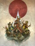 Sartar: Kingdom of Heroes Cover by JonHodgson
