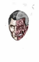 Two-Face WIP by SleepDebt