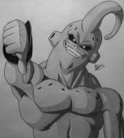 Super Buu by Conzibar