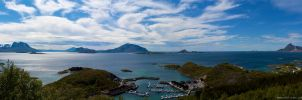 A Sea of Islands by Pinho