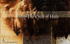 Stop The Cycle Of Hate by ruv