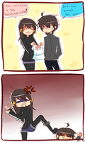 Shopping With Moechwan by djchungy