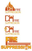 DH Fire Suppression Logos by jrbamberg