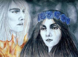 The Song of Ice and Fire by catherine91011