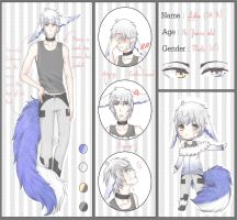 [P] Commission : Reference Sheet Adoptable by TCS-Adoptables