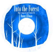 Into the Forest Disc by Tifa-the-Strange