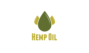 Hemp Oil Logo by polska753