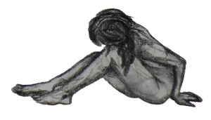 5 Minute Life Drawing by StephieT