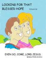 Blessed Hope! by enterrest