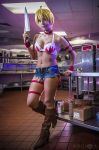Ikumi Mito Cosplay: I Am The Meat General! by Khainsaw