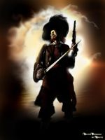 Hector Barbossa -Realstyle 3 by KomyFly