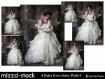A Fairy Love Story Pack 4 by mizzd-stock