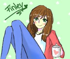 Comission: OC Finley by maiki24