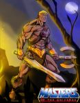 Masters of the Universe by JoeWillsArt