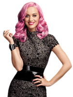 Katy Perry PNG by xCupcakeGlitter