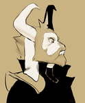 Asgore by Tinypop