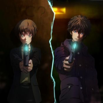 What color - Psycho-pass by aConst