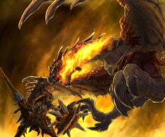 rathalos lanza1 by world-hunter