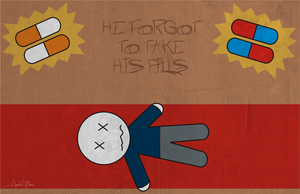 Forgot by paquitox