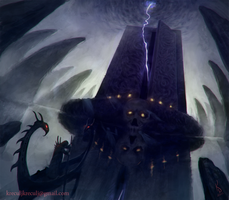 Gates of Hell by TestosteronMan