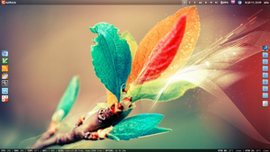 July Cinnamon Desktop by jaha777