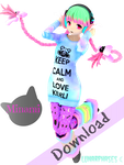 Minami Model Download by LunarPhases