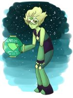 Peridot by Lunastrahunter