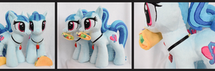 Sonata Dusk's /w Magnetic Tacos and Necklaces by SnuggleFactory