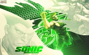 SSFIV Guile Wallpaper by TheShadowloo
