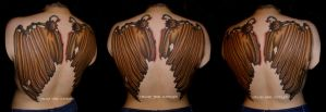 Songbird Wings - Bioshock: Infiniate - Healed by Chelsea-C