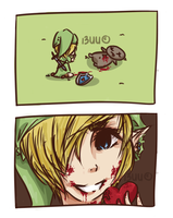 Carnivorous Link by MangaPop