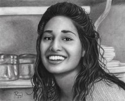 Meaghan Rath (Sally) by RayPelesko
