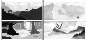 THUMBNAIL SKETCH 2 by BenRivers