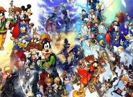 Ultimate Kingdom Hearts by padfoot9227