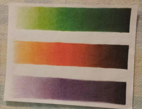 secondary colors gradient by katsumi12595